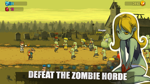 Dead Ahead: Zombie Warfare 3.0.5 Screenshots 2
