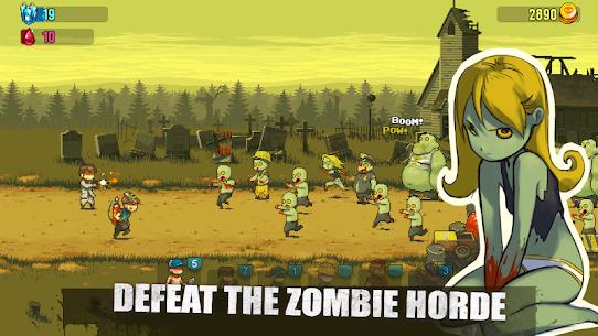 Dead Ahead: Zombie Warfare MOD APK (Unlimited Everything) 2