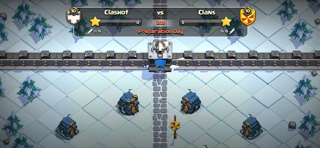 تحميل كلاش اوف كلانس Clash of Clans مهكرة 2022 [اخر اصدار] 3