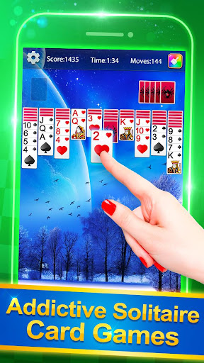 Solitaire Plus 1.2.1 screenshots 8