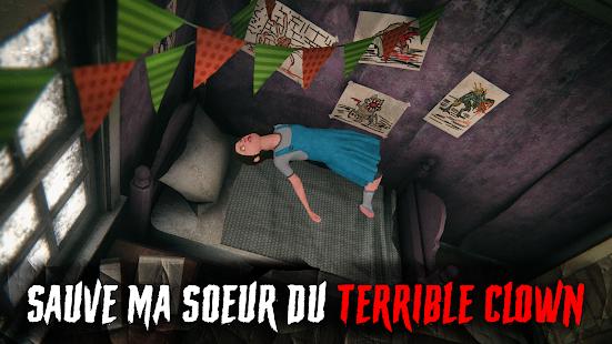 Death Park 2 : Jeu de survie du clown terrifiant screenshots apk mod 1