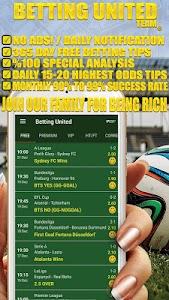 Betting United: Betting Tips 22