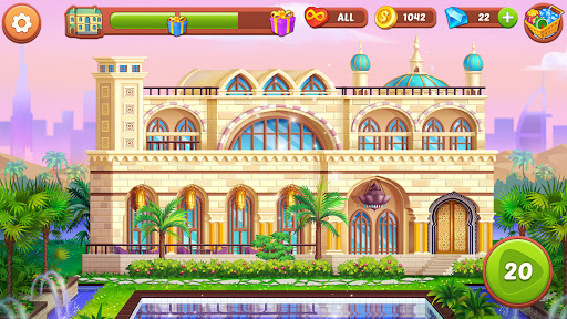 Hotel Fever: Grand Hotel Tycoon Story  screenshots 6
