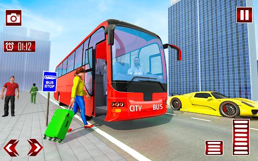 City Coach Bus Simulator 3d - Free Bus Games 2020 1.0.3 Screenshots 1
