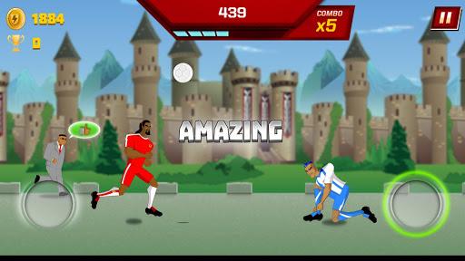 Supa Strikas Dash - Dribbler Runner Game apkdebit screenshots 5