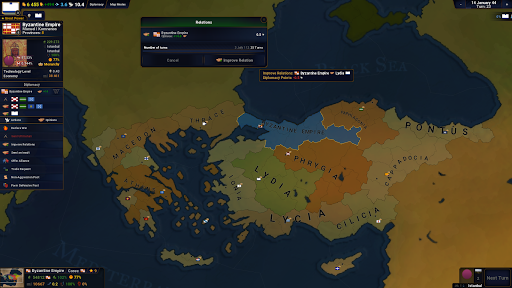 Age of History II Europe - Lite 1.05481_EU_LITE Screenshots 2