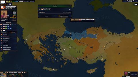 Age of History II Europe - Liteのおすすめ画像2
