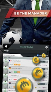 Goal One - The Football Manager Screenshot