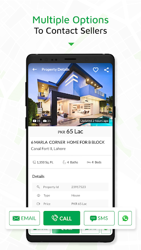 Zameen - No.1 Property Search and Real Estate App 3.6.4.2 screenshots 6