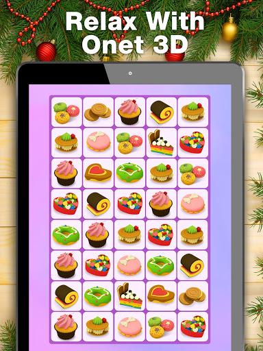 Onet 3D - Classic Link Puzzle 2.1.2 screenshots 8