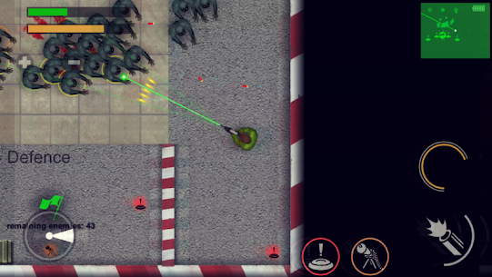 Zombie Hunter – 2D Zombie Game Game Hack Android and iOS 1