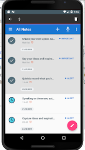 Voice Notes Pro Screenshot