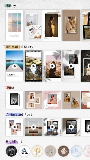 StoryLab - insta story art maker for Instagram  screenshots 1