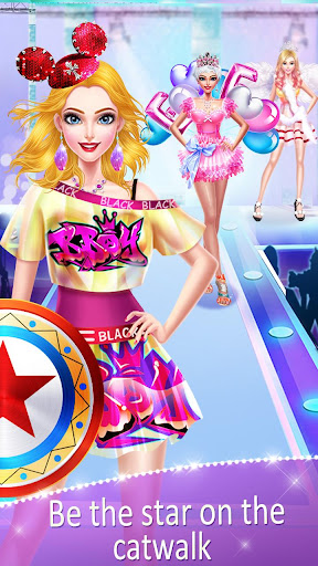 👧💄Girl's Secret - Princess Salon apklade screenshots 2