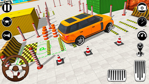 Modern Prado car parking 3D u2013 Free Car games 2021  Screenshots 4