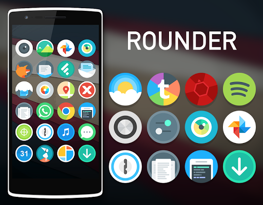 Rounder Icon Pack For Solo For PC Windows (7, 8, 10, 10X) & Mac Computer Image Number- 5