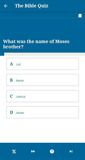The Bible Quiz 3.7.6 screenshots 5