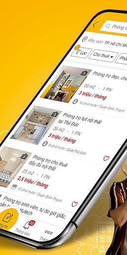 Cho Tot - Chuyu00ean mua bu00e1n online Apkfinish screenshots 2