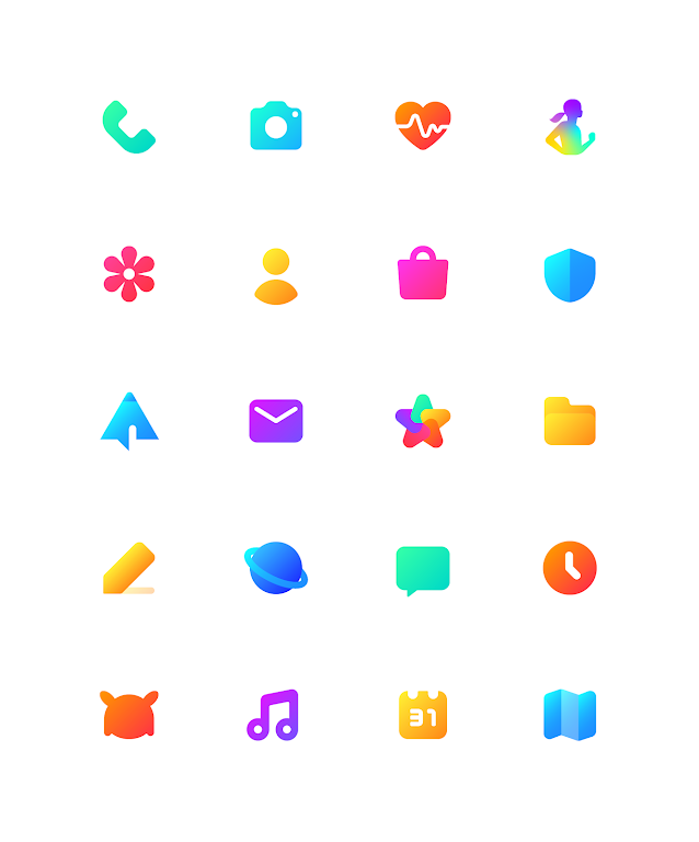 CHIC - Icon Pack  poster 1