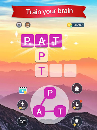 Word Ease - Crossword Puzzle & Word Game screenshots 9