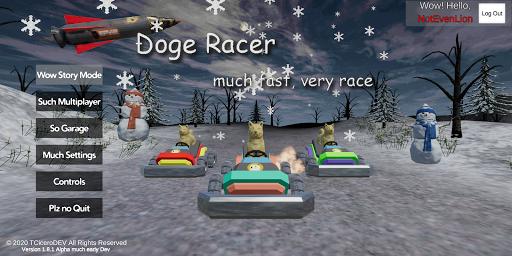 Doge Racer  screenshots 1