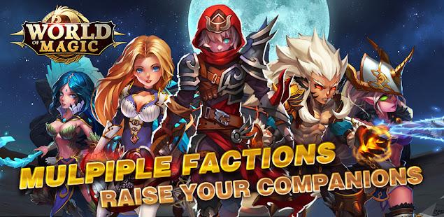 Hack Game World of Magic apk free