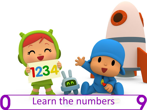 Pocoyo 1, 2, 3 Space Adventure: Discover the Stars  screenshots 12