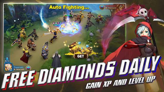 Hack Game D-MEN:The Defenders apk free