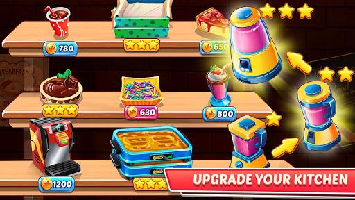 Code Triche Cooking Shop : Chef Restaurant Cooking Games 2020 (Astuce) APK MOD screenshots 5