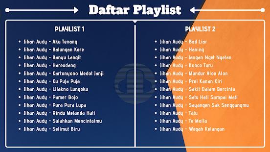 Song Dangdut Jihan Audy Complete Offline