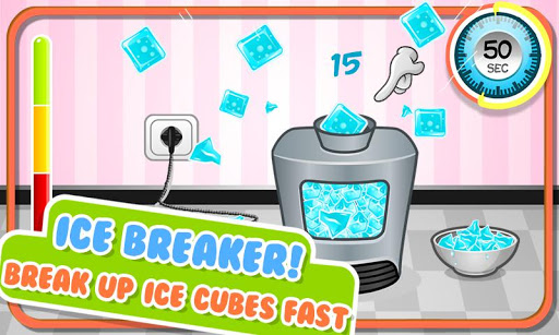 Ice Cream Maker 🍦 Crazy Chef apktreat screenshots 2