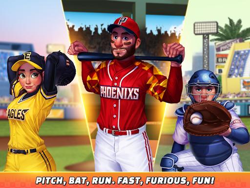Baseball Clash: Real-time game apktram screenshots 11