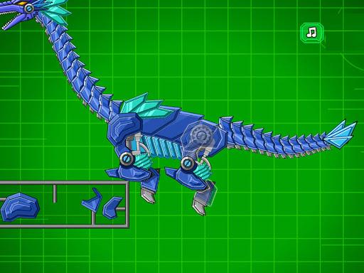 Robot Tanystropheus Toy War 3.6 screenshots 3
