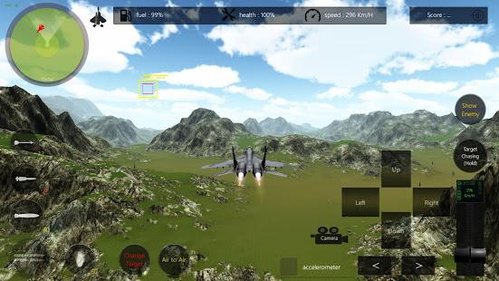 Air Scramble : Interceptor Fighter Jets