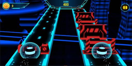 Télécharger Neon Jump mod apk screenshots 3