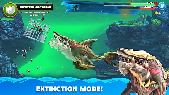 Hungry Shark World MOD APK v4.1.0 (MOD, Unlimited Money) 2