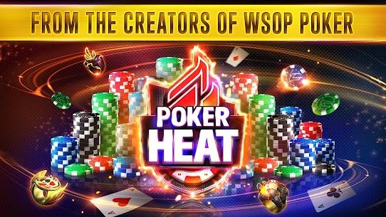 Poker Heat™ – Free Texas Holdem Poker Games Apk Download NEW 2021 1