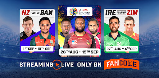 Cricket Live Stream, Scores & Predictions: FanCode - Apps on Google Play