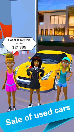 Used Cars Dealer - Repairing Simulator 3D 2.9 screenshots 5