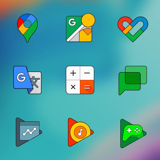 Oxigen HD - Icon Pack