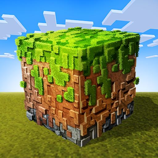 RealmCraft Block Craft: Free with Minecraft Skins