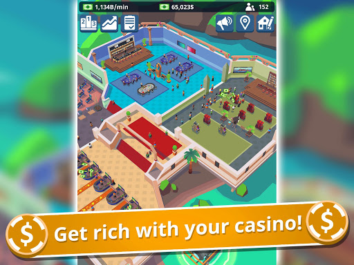 Idle Casino Manager - Business Tycoon Simulator goodtube screenshots 11