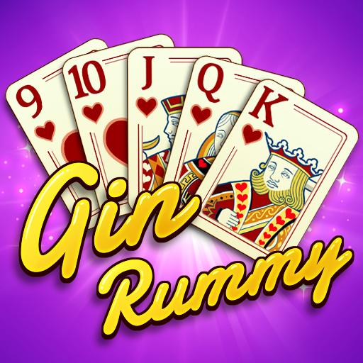 Gin Rummy - Free Gin Rummy Card Game Plus Offline