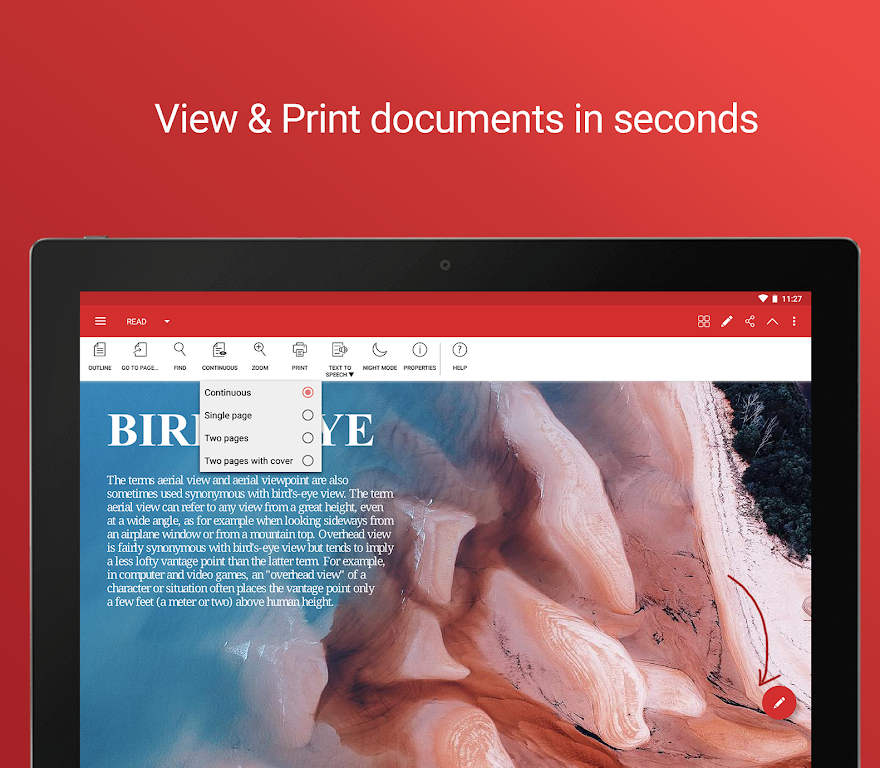 PDF Extra - Scan, View, Fill, Sign, Convert, Edit  poster 19