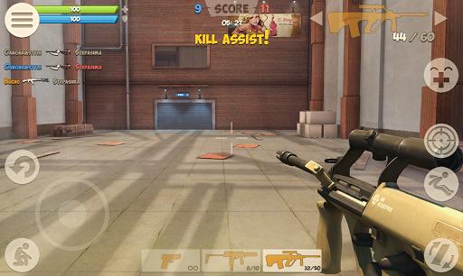 Télécharger Contra City - Online Shooter (3D FPS) APK MOD 2