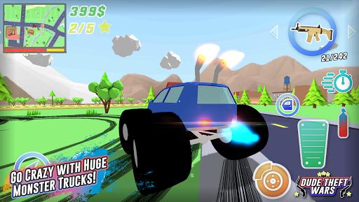 Dude Theft Wars: Open World Sandbox Simulator BETA goodtube screenshots 16
