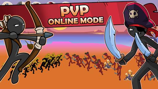 Stickman War Legend of Stick modavailable screenshots 6