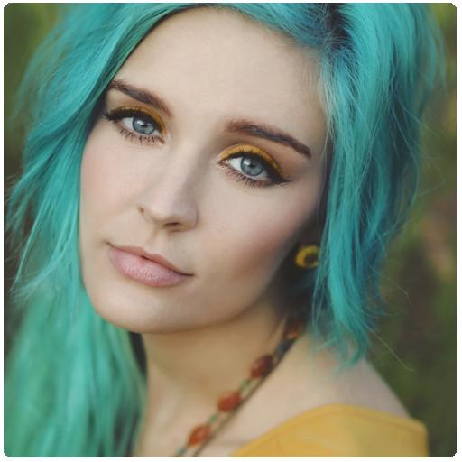 Change Hair And Eye Color