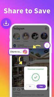 Video Downloader for Instagram & IGTV, story saver