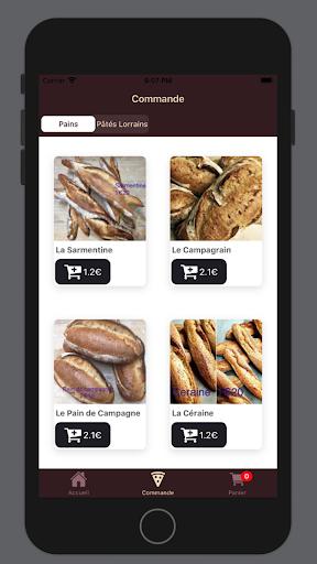 Boulangerie Pu00e2tisserie Payeur 1.4.0 screenshots 2